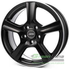 Купить Легковой диск AUTEC Ionik Schwarz matt poliert R17 W7.5 PCD5x114.3 ET46 DIA67.1
